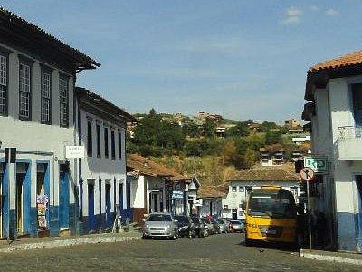 Rua Pedro II (rua Direita)