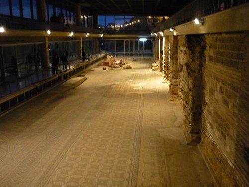 The Roman Mosaic Constanta