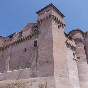 castello santa severa esterno 1