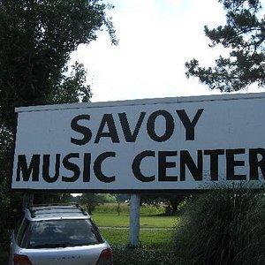 Savoy's sign