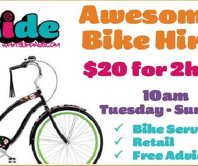 The best way to explore Airlie Beach!!