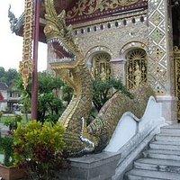 Wat Jed Yod, Chiang Rai