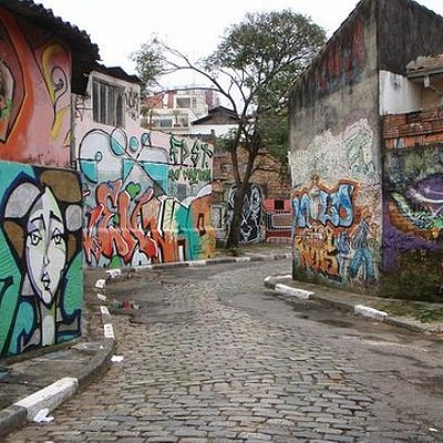 Rua Beco do Batman