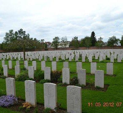 Commonwealth Graves