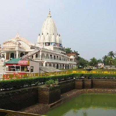 Around Temple