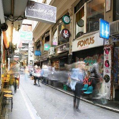 Melbourne's Vibrant Laneways