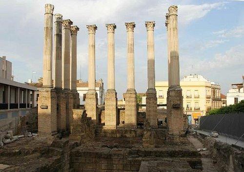 Temple romain de Cordoue