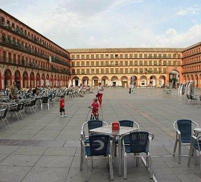 Plaza de la Corredera, Cordoue