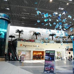 Mega Shopping and Leisure Center