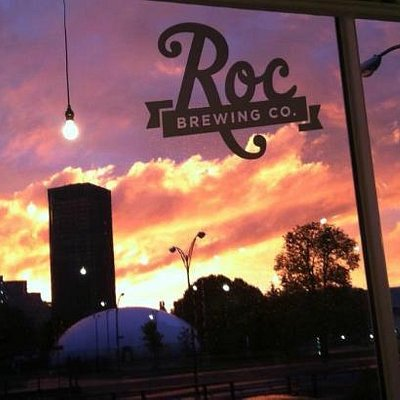 Roc Brewing Co's tap/tasting room
