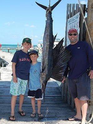 Cancun Fishing
