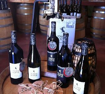 We are extremely pleased our 2010 Cabernet Sauvignon and 2009 Merlot have received silver medals