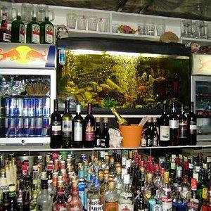 outdoors bar