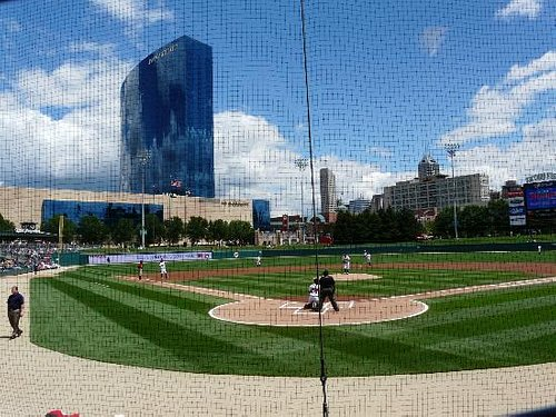City View from Victory Field