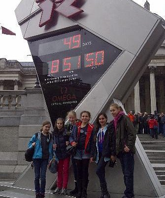 Olympic Countdown - The Game UK