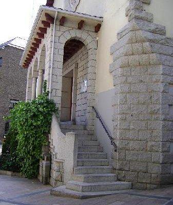 Iglesia de San Esteve, Andorra la Vella, Andorra.
