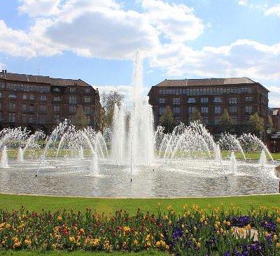 Rosengarten Fountain