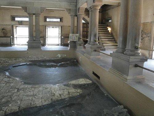 Interior del Templo