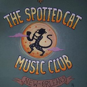 The Spotted Cat Logo