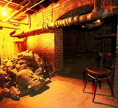 Expose the myths of the Shanghai Tunnels