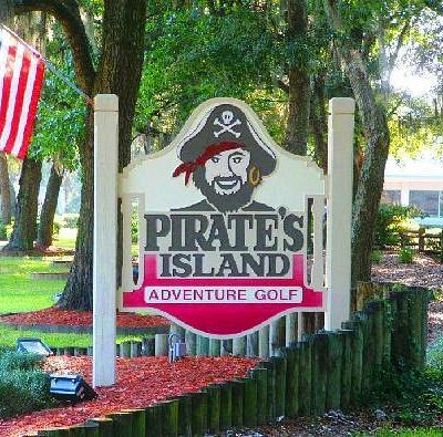 Pirate's Island, Hilton Head