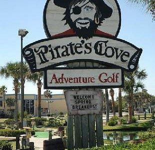 Pirate's Cove, Ormond Beach