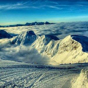New Polar Peak lift 2011/12