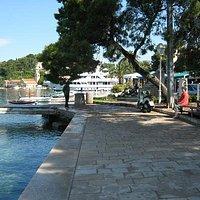 cavtat town and marina