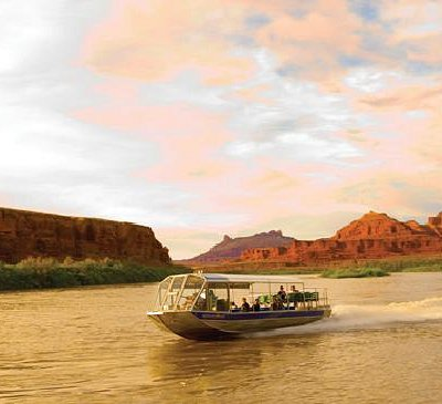 Sunset Jetboat Adventure