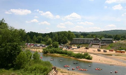 Get outfitted for Canoes, Tubes, Kayaks, Rafts and more on Current River in Van Buren, Mo