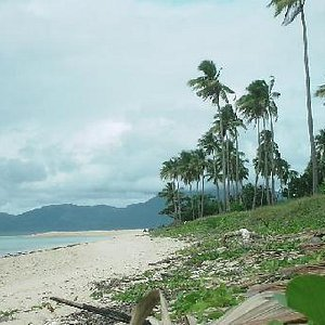An unadulturated Romblon beach