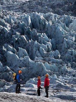 Glacier Explorer / Glacier Grand Slam trips