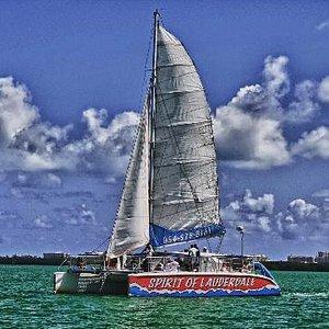 Spirit of Lauderdale Catamaran