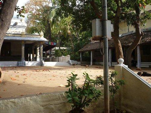 Ramana Ashram 2
