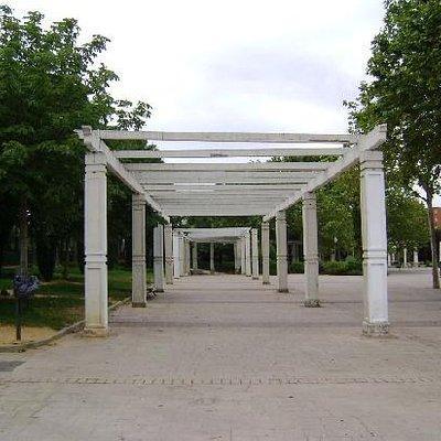 Parque Liana, Móstoles, Madrid.