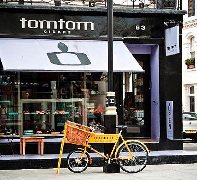 Tomtom Cigar Shop