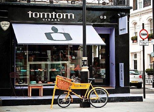 Tomtom Cigar Shop