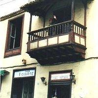 Casa Iriarte: scorcio