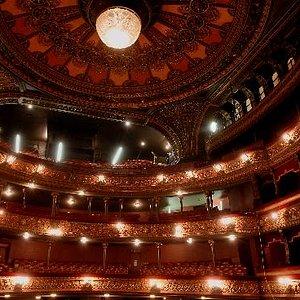 Interior of Theatre