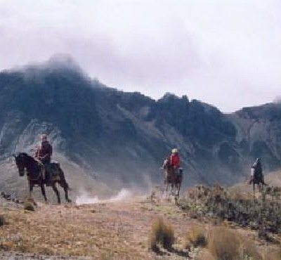 Cotopaxi national park, horse back riding, Ride Andes