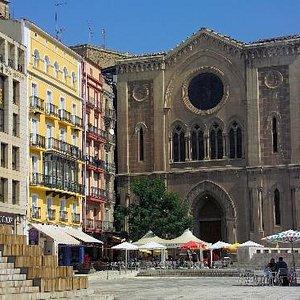 Lleida Iglesia San Jose in Lleida