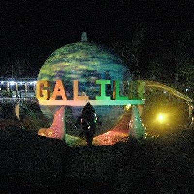GALILLEE AT NIGHT