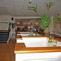 Thornburys Restaurant seating.