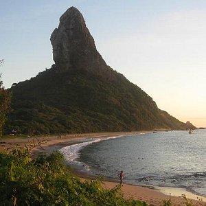 Conceição Beach - at noon