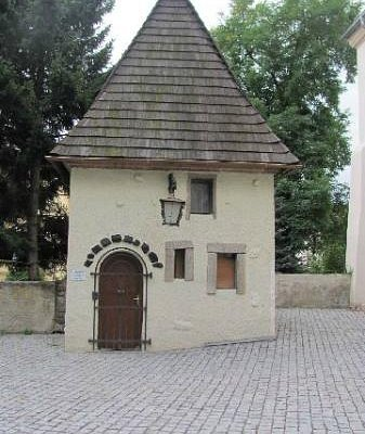 former guardhouse