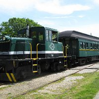 train set ready to go