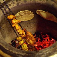"""Tandoor "" the most important equiment in Indian kitchen"
