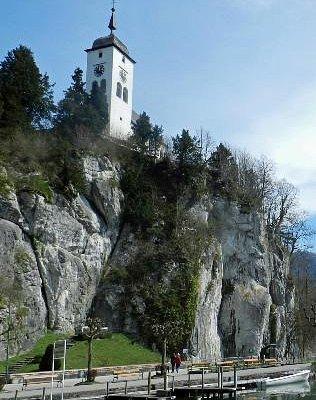 Johannesbergkapelle Traunkirchen