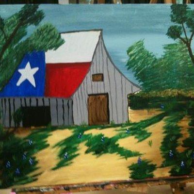 my Texas barn