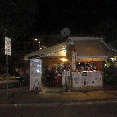 the kiosk main street view